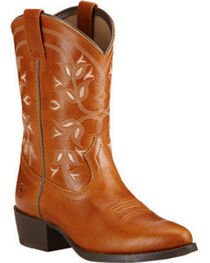 Ariat Youth Desert Holly Western Boots, , hi-res