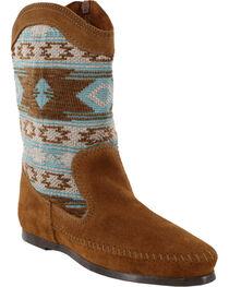 Minnetonka Women's Baja Boots, , hi-res