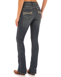 Aura from Wrangler Women's Instantly Slimming Boot Cut Jeans, , hi-res