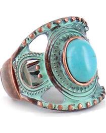 Shyanne® Women's Concho Ring , , hi-res