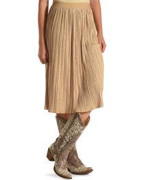 Black Swan Women's Midi Length Skirt, , hi-res