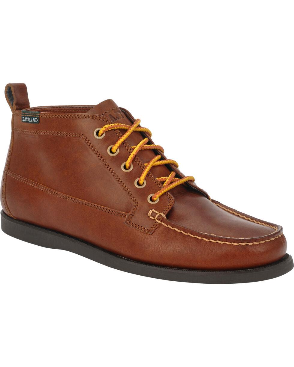 Eastland Men's Tan Seneca Camp Moc Chukka Boot , , hi-res