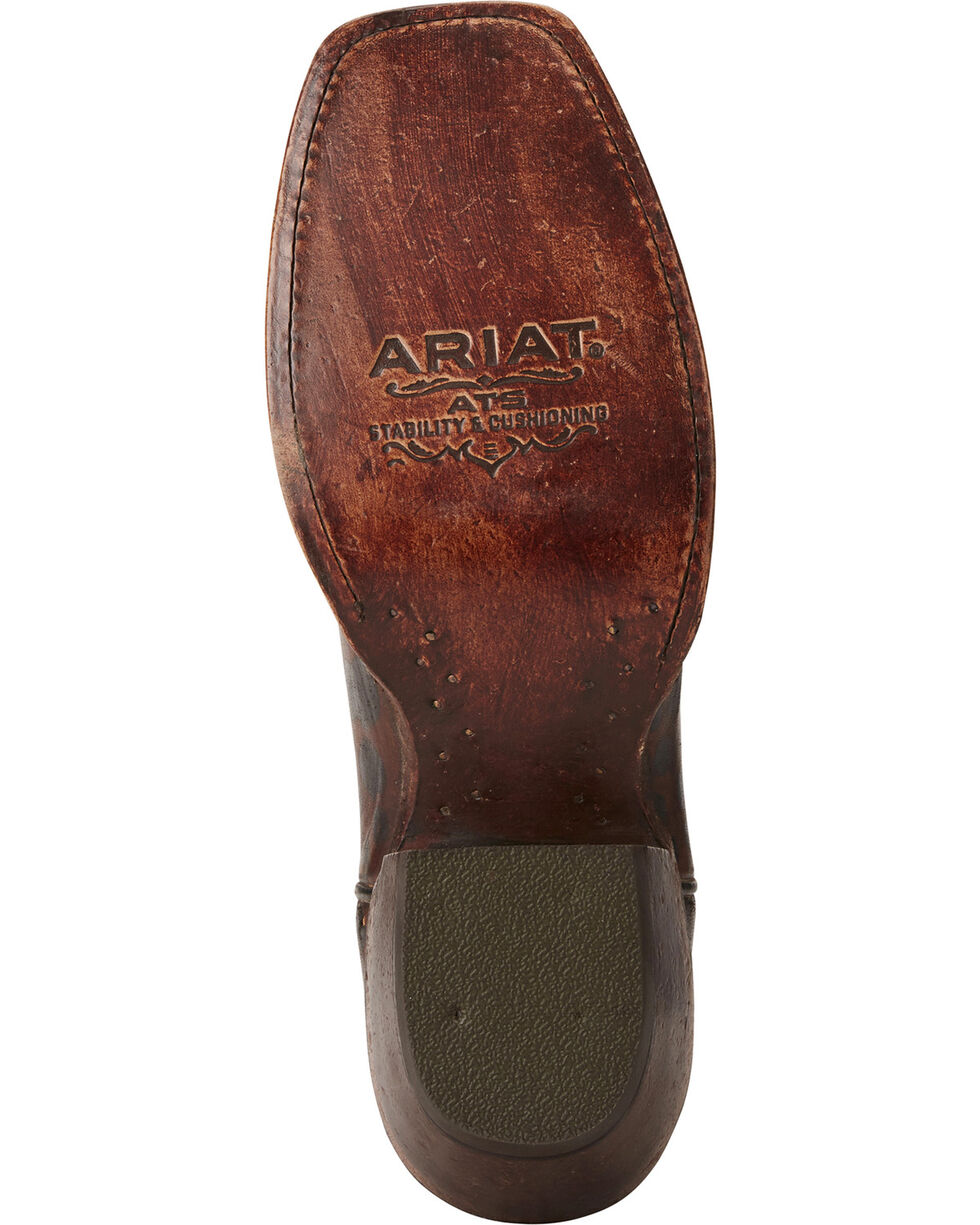 Ariat Women's Wildcat Western Boots, Leopard, hi-res