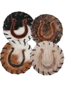 B.S. Trading Single Horseshoe Coasters, No Color, hi-res