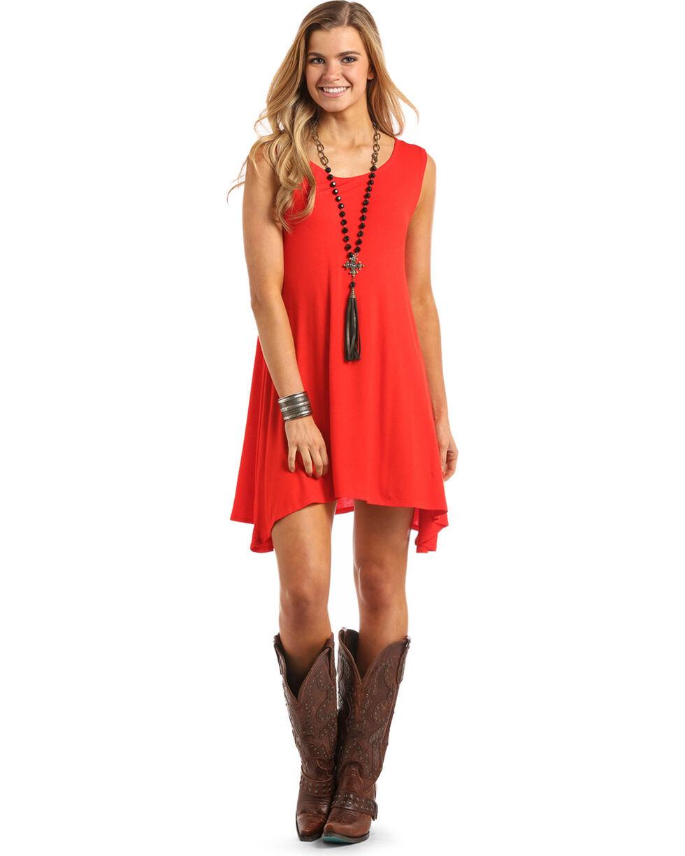 Panhandle Women's Knit Tank Dress, , hi-res