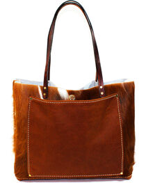 SouthLife Supply Women's Cowhide Unstructured Tote, , hi-res