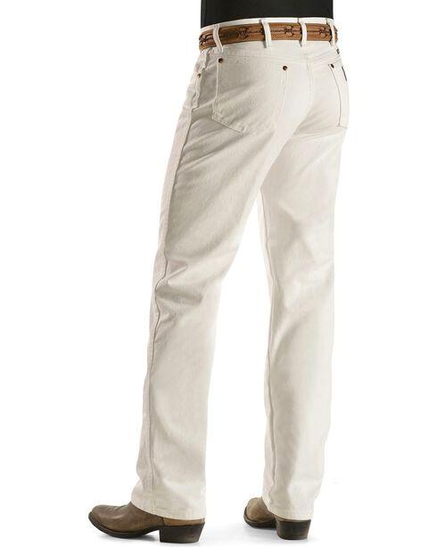 Wrangler Jeans - 13MWZ Original Fit Prewashed Colors, White, hi-res