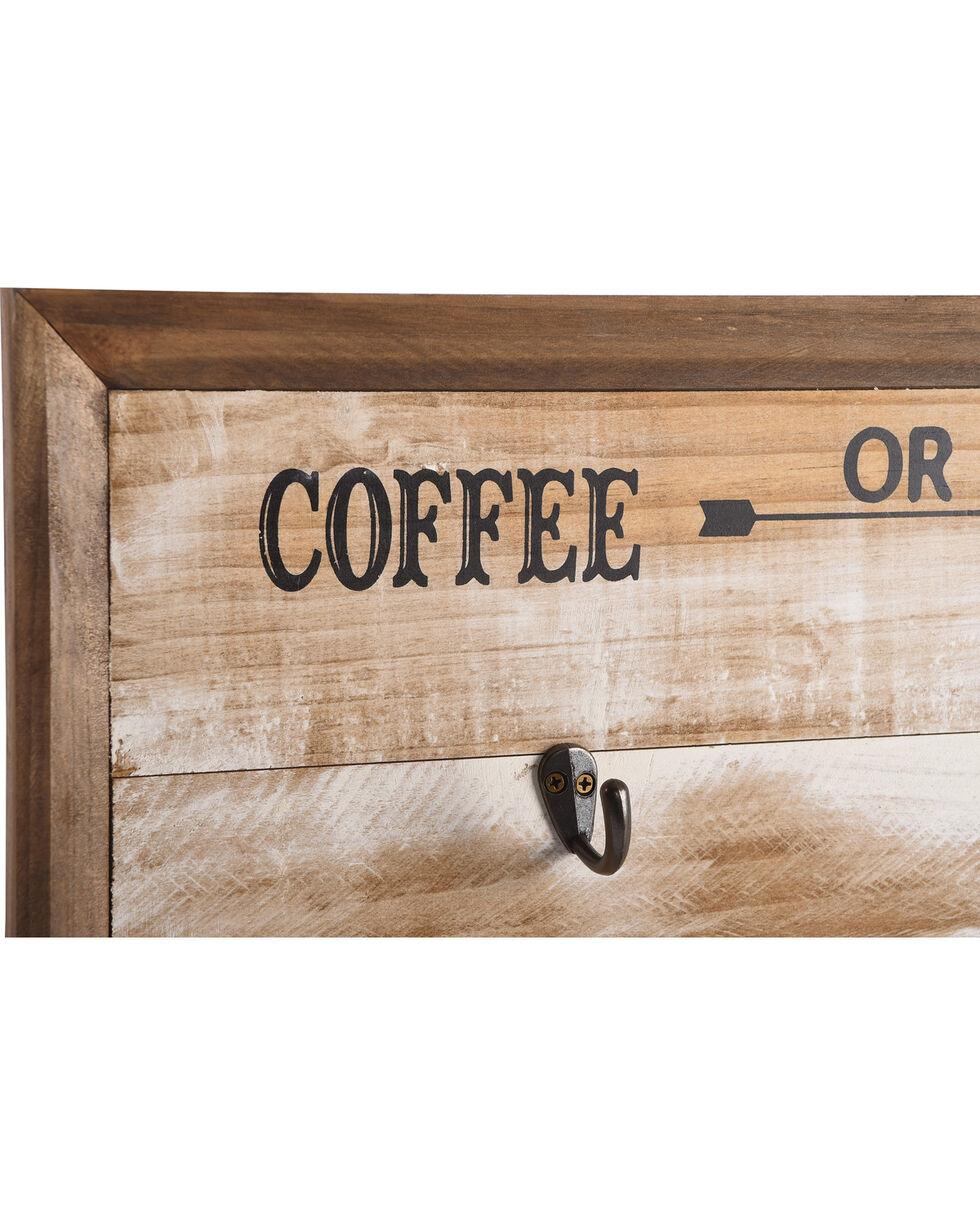 BB Ranch Coffee or Beer Wooden Sign, No Color, hi-res