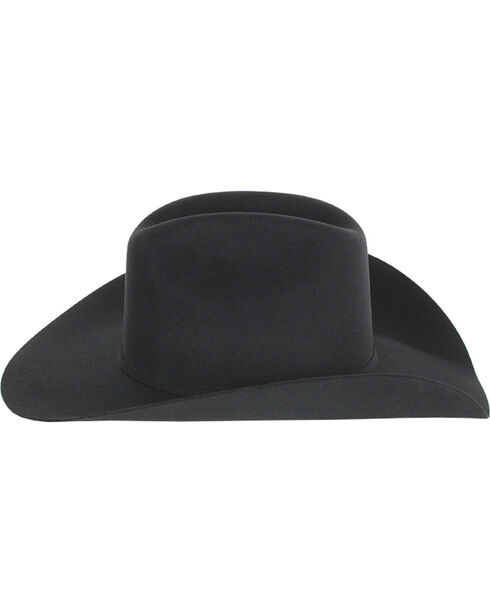 Cody James® Men's 5X Colt Felt Hat, Black, hi-res