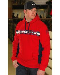 Cinch Men's Logo Pullover Hoodie, , hi-res