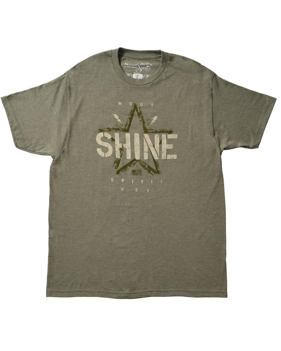Moonshine Spirit® Vintage Shine T-Shirt, Black, hi-res
