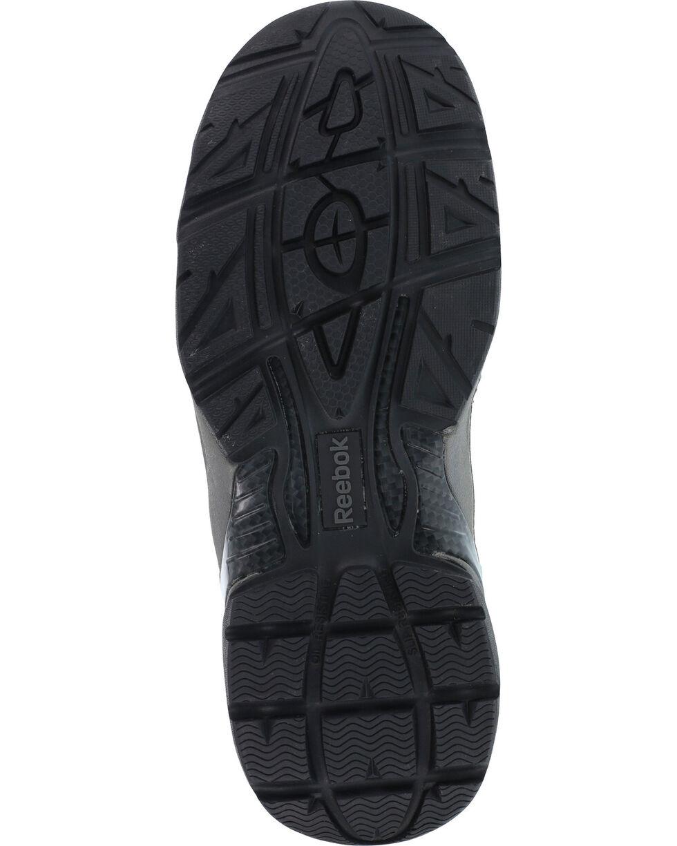 Reebok Men's Met Guard Waterproof Athletic Hiker Boots - Composite Toe, Black, hi-res