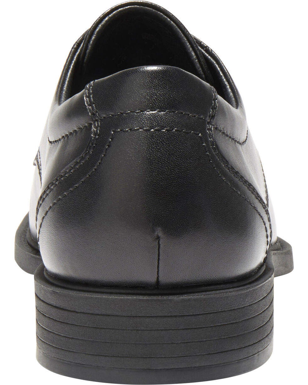 Eastland Men's Black Astor Lace Up Dress Oxford , Black, hi-res