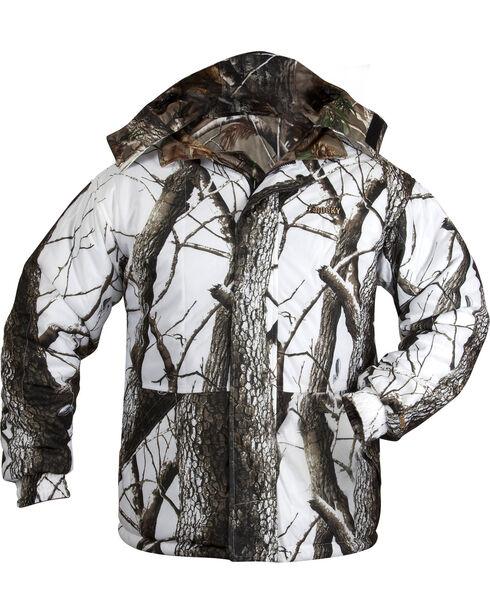 ROCKY® Men's Prohunter Reversible Parka, Snow, hi-res