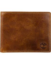 Timberland Men's Buff Apache Billfold Wallet , , hi-res