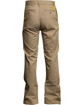 Lapco Men's FR Advanced Comfort Work Pants, Beige/khaki, hi-res