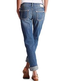 Ariat Women's Boyfriend Cuffed Jeans, , hi-res