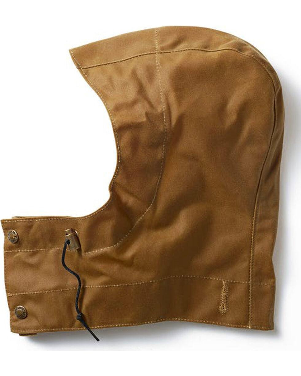 Filson Men's Tin Cloth Hood, Tan, hi-res