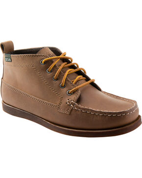 Eastland Women's Natural Seneca Camp Moc Chukka Boot, Natural, hi-res