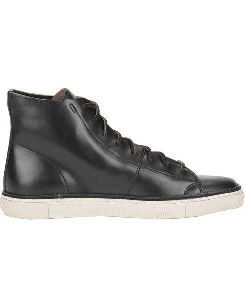 Frye Gates High Chukka Shoes, Black, hi-res
