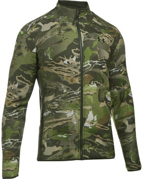 Under Armour Men's Camo Stealth Fleece Jacket , Camouflage, hi-res