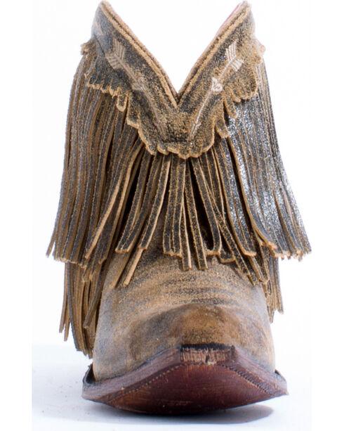 Junk Gypsy by Lane Women's Tan Spitfire Boots - Snip Toe, Tan, hi-res