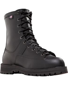 "Danner Unisex Recon 8"" Uniform Boots, Black, hi-res"