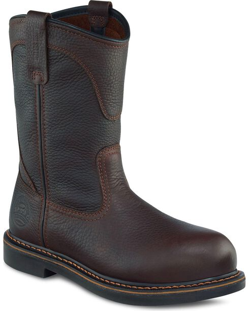Irish Setter by Red Wing Shoes Men's Farmington Pull-On Work Boots - Round Toe, , hi-res