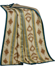 HiEnd Accents Alamosa Collection Throw Blanket, , hi-res