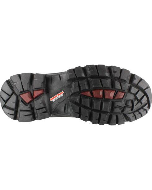 American Worker® Men's Stealth Work Boots, Black, hi-res