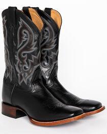 Cody James® Men's Square Toe Stockman Boots, , hi-res