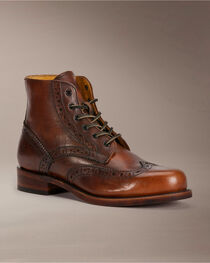 Frye Men's Arkansas Wingtip Boots, , hi-res