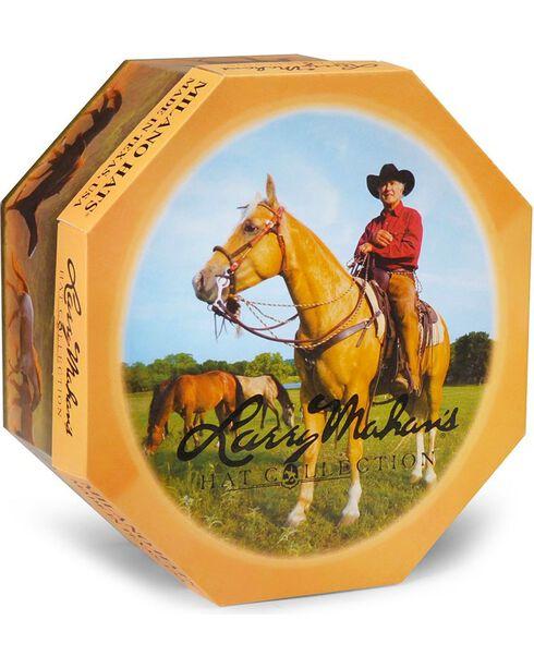 Larry Mahan 10X Jerarca Cattleman Fur Felt Western Hat, Platinum, hi-res