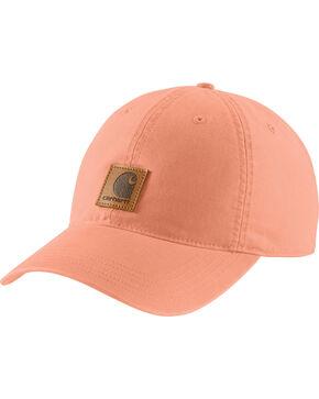 Carhartt Women's Odessa Baseball Cap, Peach, hi-res