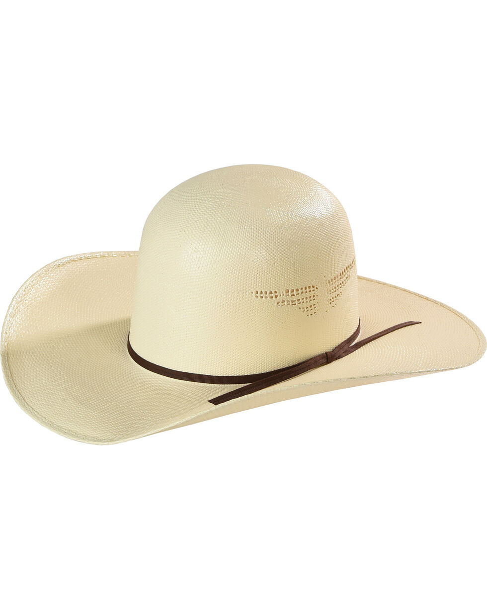 Resistol Men's Khaki Whiskey Wild Man Hat, Khaki, hi-res