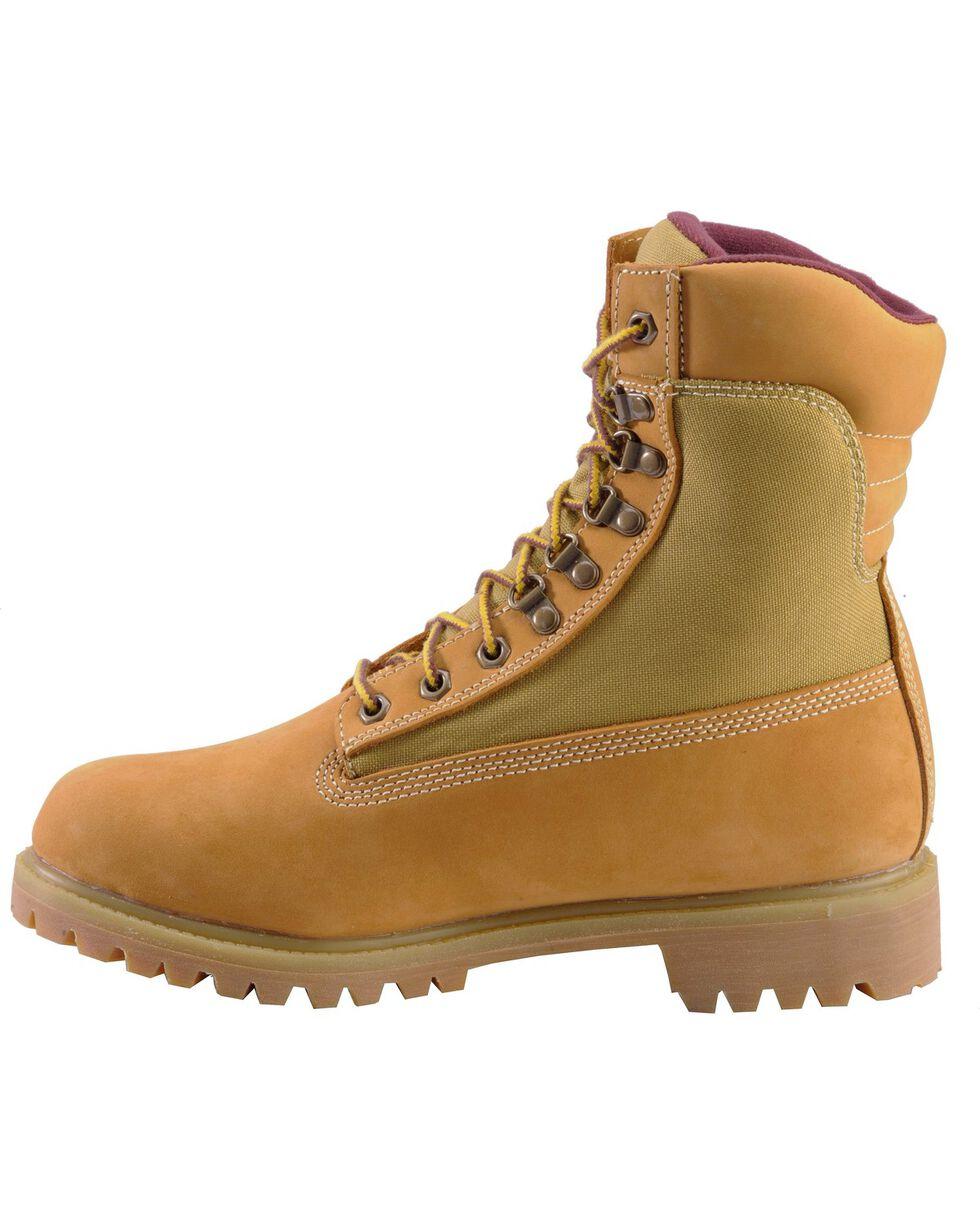 Chippewa Men's Waterproof Nubuc Work Boots, Golden Tan, hi-res