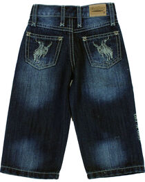 Cowboy Hardware Toddler Boys' Buckaroo Jeans, , hi-res