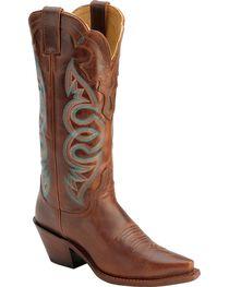"Justin Women's Testa Torino 13"" Fashion Western Boots, , hi-res"