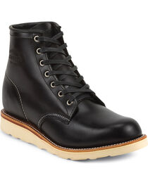 """Chippewa Men's Whirlwind 6"""" Lace-Up Work Boots, , hi-res"""