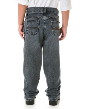Wrangler Boys' 20X Relaxed Fit Jeans Size 8-16, Blue, hi-res