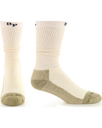Dan Post Men's 2 Pack Mid-Calf Work & Outdoor Socks, , hi-res