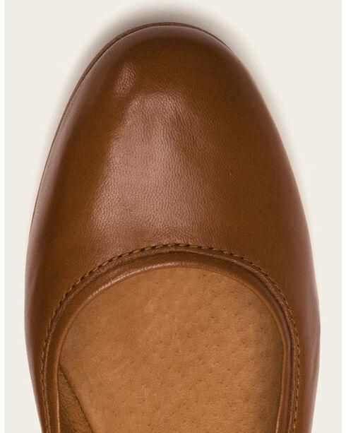 Frye Women's Cognac Gloria Ballet Shoes, Cognac, hi-res