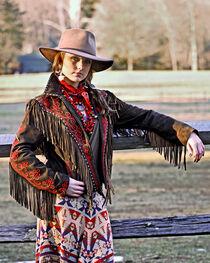 Tasha Polizzi Women's Stockyard Jacket, , hi-res