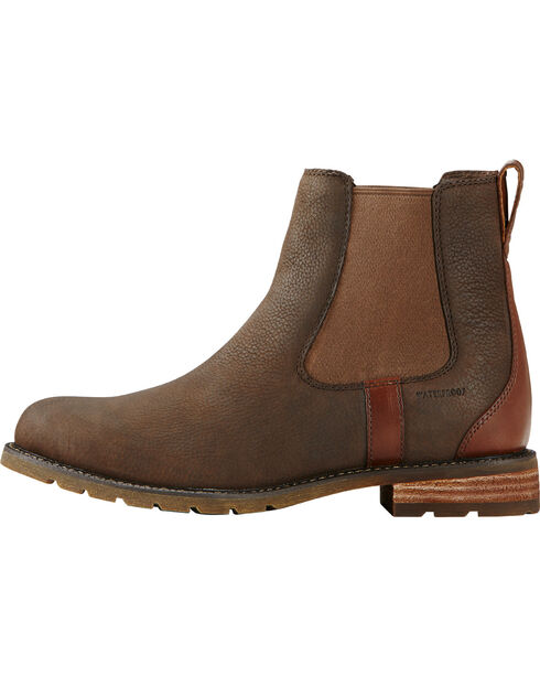 Ariat Women's Wexford H2O Riding Boots, Brown, hi-res