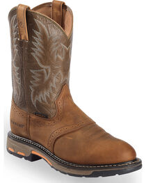 Ariat Men's Workhog Work Boots, , hi-res