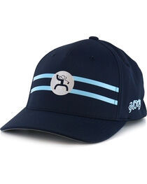 HOOey Men's Perf Golf FlexFit Ball Cap, , hi-res