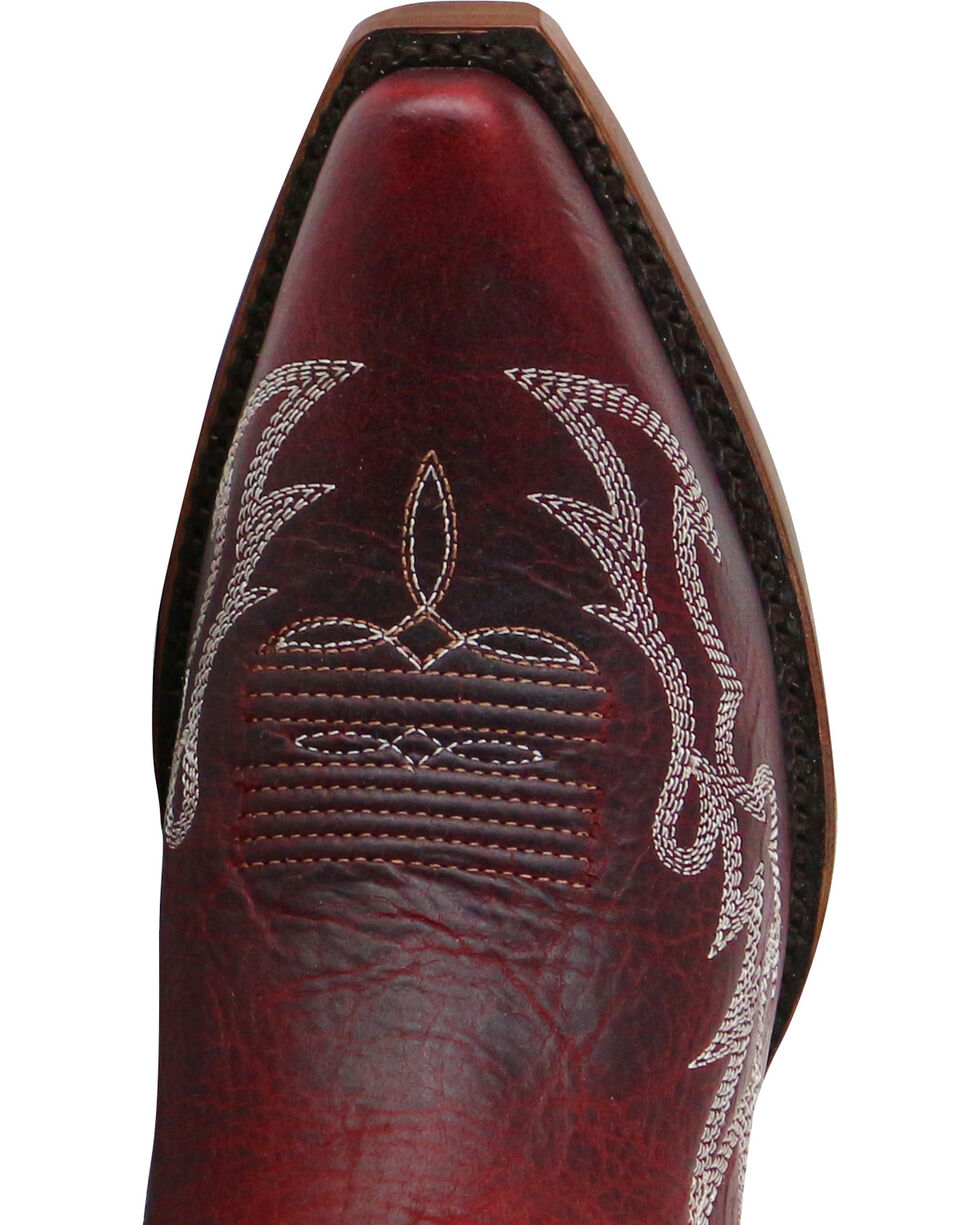 Shyanne® Women's Damiano Embroidery X Toe Western Boots, , hi-res