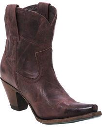 Lane Women's Julia Short Boots - Snip Toe , , hi-res