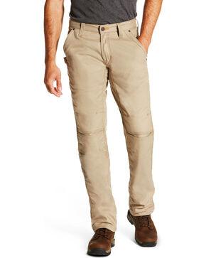 Ariat Men's M4 Workhorse Pants, Beige/khaki, hi-res