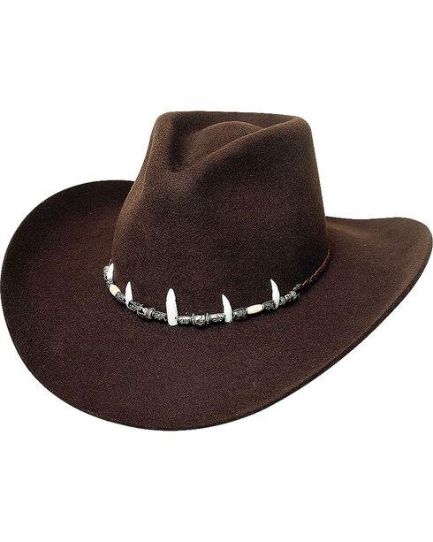 Bullhide Men's Face Off Wool Hat, , hi-res